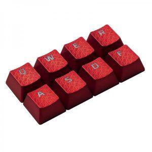 HyperX FPS & MOBA Gaming Keycaps (Red) (HXS-KBKC1)