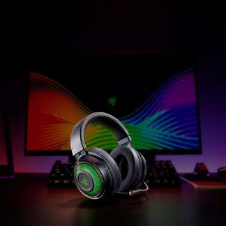Razer Kraken Ultimate - USB Surround Sound Headset with ANC Microphone - Black (RZ04-03180100-R3M1)