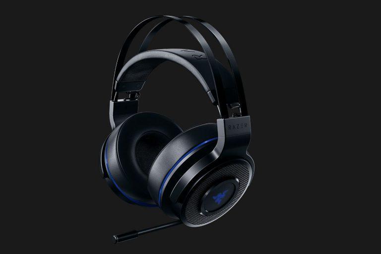 Razer Thresher Ultimate - Wireless Headset for PC / PS4 (RZ04-01590100-R3A1)