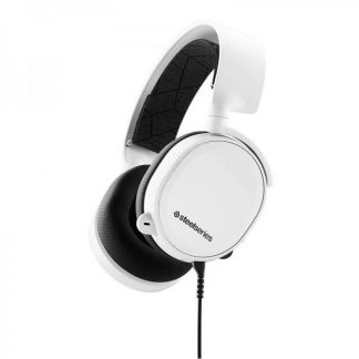 SteelSeries Arctis 3 Gaming Headset White - 2019 Edition (61506)
