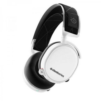 SteelSeries Arctis 7 Gaming Headset White - 2019 Edition (61505)