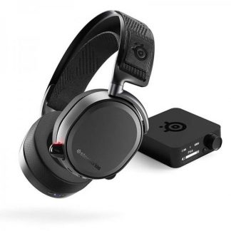 SteelSeries Arctis Pro Wireless Gaming Headset Black (61473)