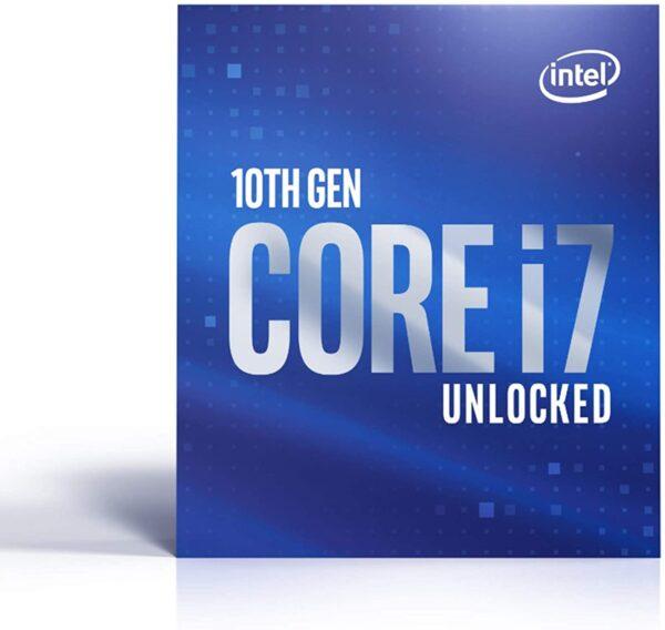 intel core i7 10700k 10th generation processor