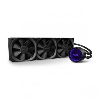 NZXT Kraken X73 CAM-powered 360 mm AIO Cooler with RGB