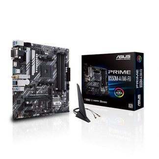 ASUS PRIME B550M-A (Wi-Fi) Motherboard