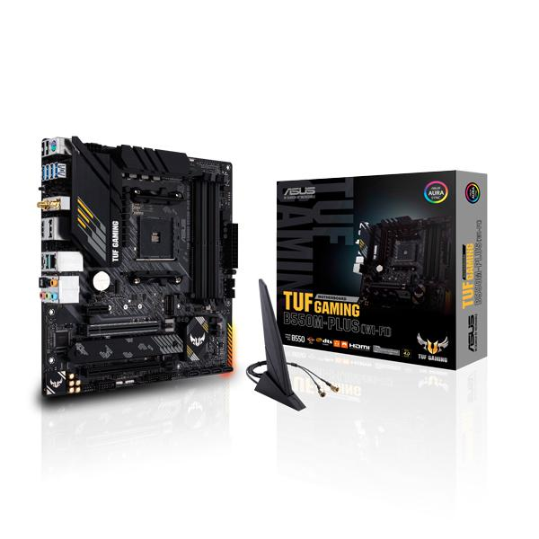ASUS TUF Gaming B550M-Plus (Wi-Fi) Motherboard
