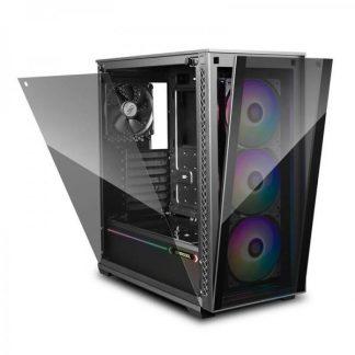 DEEPCOOL MATREXX 70 Addressable RGB (Black)