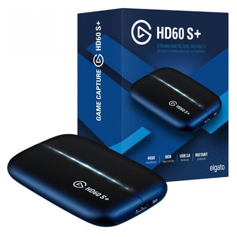 ELGATO GAME CAPTURE HD60 S +