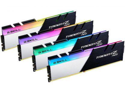 G.SKILL Trident Z Neo Series 32GB (4 x 8GB) DDR4 SDRAM 3600 (F4-3600C16Q-32GTZNC)