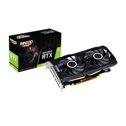 Inno3D RTX 2060 Twin X2 6GB Graphics Card