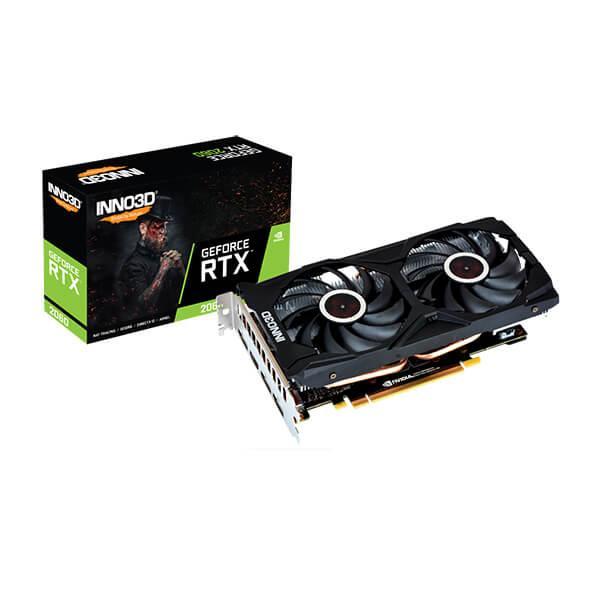 Inno3D RTX 2060 Twin X2 6GB Graphics Card