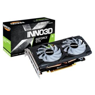 Inno3d GTX 1660 Super Twin X2 OC RGB 6GB