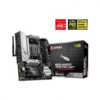 MSI MAG B550M MORTAR WIFI MOTHERBOARD
