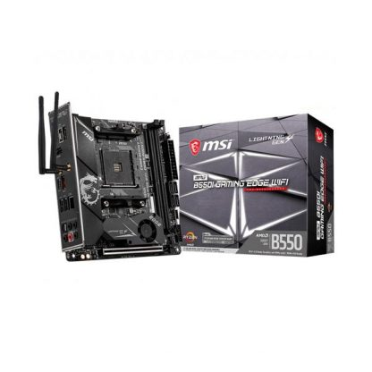 MSI MPG B550I Gaming Edge WIFI Motherboard