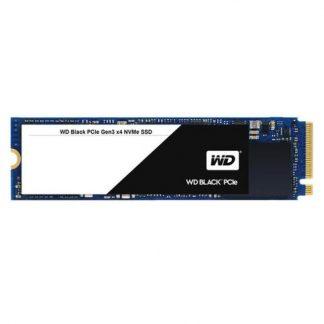 WD 256GB M.2 2280 PC SSD - BLACK
