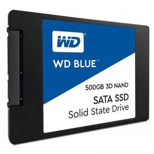WD BLUE 3D NAND SATA III 6GB S 2.5 7MM 500GB PC SSD (WDS500G2B0A)