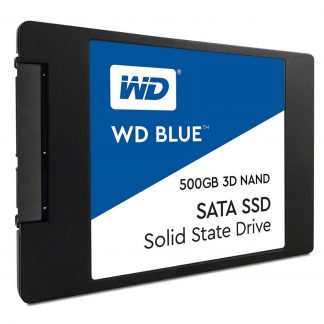 WD BLUE 3D NAND SATA III 6GB S 2.5 7MM 500GB PC SSD (WDS500G2B0A)