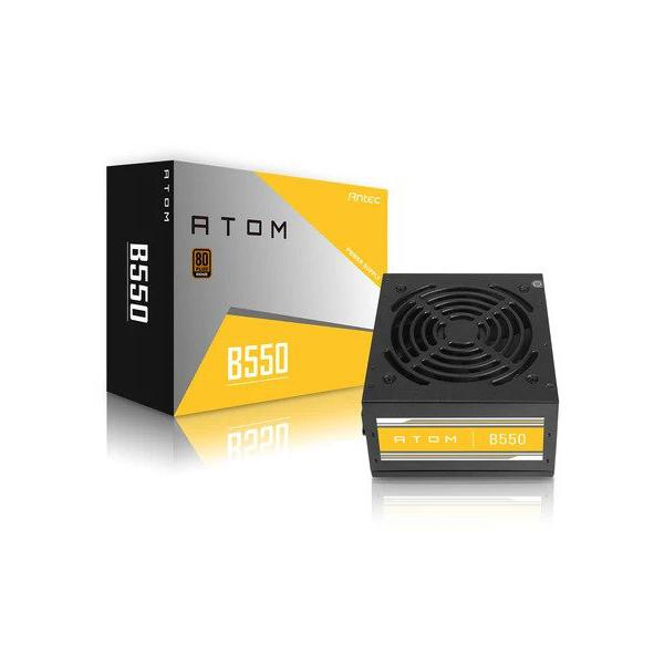 ANTEC ATOM B550 550 Watt 80 Plus Bronze (ATOM-B550)