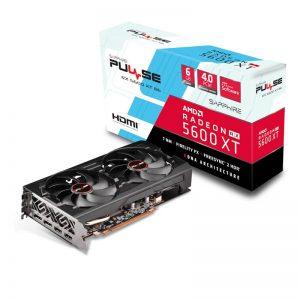 SAPPHIRE PULSE RX 5600 XT BE 6G GDDR6 Graphics Card