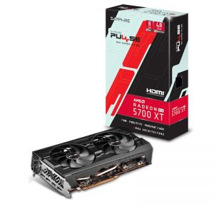 SAPPHIRE PULSE RX 5700 XT BE 8G GDDR6 Graphics Card