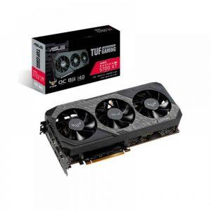 ASUS AMD RADEON TUF-3 RX 5700 XT O8G GAMING GDDR6 GRAPHICS CARD
