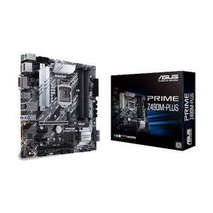 ASUS PRIME Z490M-PLUS Motherboard (PRIME-Z490M-PLUS)