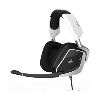 Corsair Void Pro RGB Dolby 7.1 Gaming Headset (White) (CA-9011155-AP)