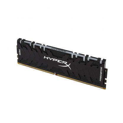 HyperX Predator DDR4 RGB 16GB 3200MHz CL16 RAM - Black (HX432C16PB3A/16)