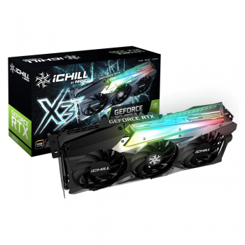 INNO3D GEFORCE RTX 3090 ICHILL X3 GRAPHICS CARD