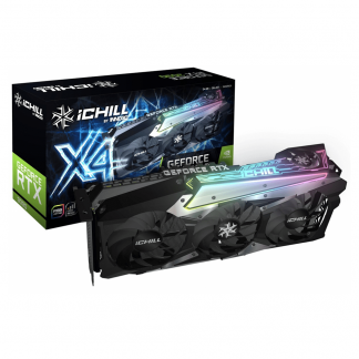 INNO3D GEFORCE RTX 3090 ICHILL X4 GRAPHICS CARD (C30904-246XX-1880VA36)