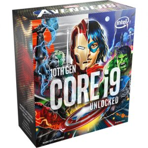 Intel Core i9-10900K 3.7 GHz Ten-Core LGA 1200 Processor (Marvel Avengers Special Edition)