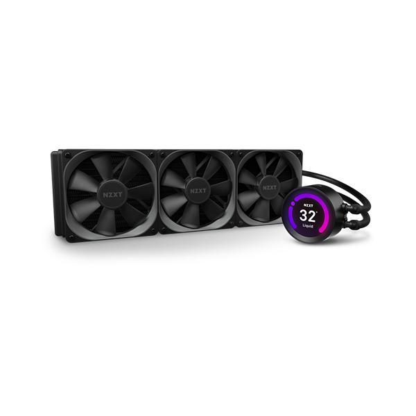 NZXT Kraken Z73 CPU Liquid Cooler (RL-KRZ73-01)