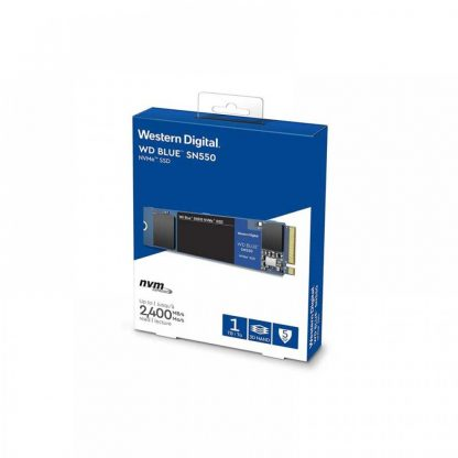 WD BLUE 1TB SN550 NVME M.2 2280 SSD (WDS100T2B0C)