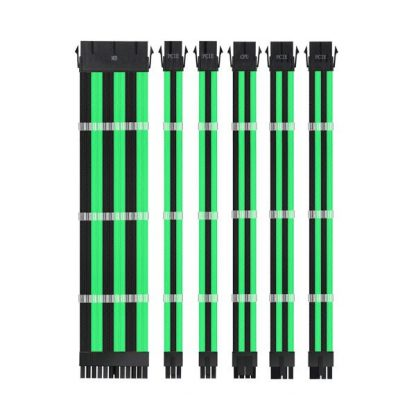 ANT ESPORTS Mod Pro Extension Cable (Green-Black) (MOD-PRO-GREEN-BLACK)