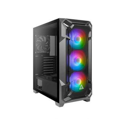Antec DF600 FLUX ARGB Cabinet (Black) (DF600-FLUX)