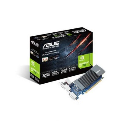 ASUS GT 710 2GB DDR5 Graphics Card (90YV0AL3-M0IA00)