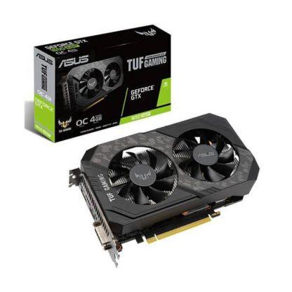 ASUS GTX 1650 Super TUF Gaming OC 4GB Graphics Card