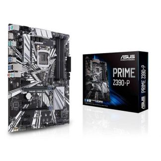 ASUS PRIME Z390-P MOTHERBOARD (PRIME-Z390-P)