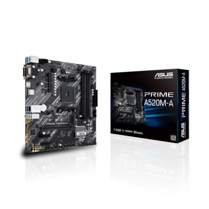 ASUS PRIME A520M-A MOTHERBOARD (PRIME-A520M-A)