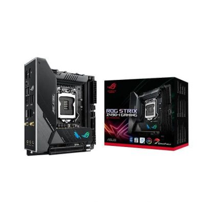 ASUS ROG STRIX Z490-I GAMING (Wi-Fi) MOTHERBOARD (ROG-STRIX-Z490-I-GAMING)