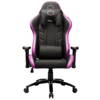 COOLER MASTER CALIBER R2 GAMING CHAIR (Purple) (CMI-GCR2-2019)