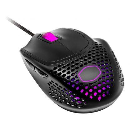 Cooler Master MM720 Black Matte Lightweight Gaming Mouse (MM-720-KKOL1)