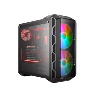 Cooler Master MasterCase H500 ARGB Cabinet (Black) (MCM-H500-IGNN-S01)