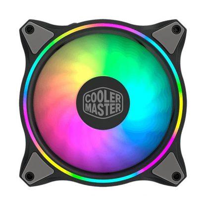 Cooler Master MasterFan MF120 Halo ARGB Cabinet Fan (Triple Pack) (MFL-B2DN-183PA-R1)