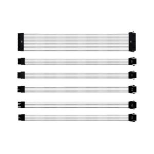 Cooler Master Universal PSU Extension Cable Kit (White) (CMA-NEST16XXWT1-GL)