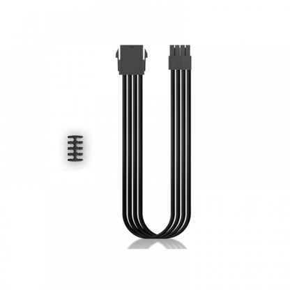 DEEPCOOL EC300-CPU8P BLACK CABLE (EC300-CPU8P-BK)