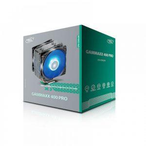 DEEPCOOL GAMMAXX 400 PRO BLUE CPU COOLER (DP-MCH4-GMX400PRO-BL)