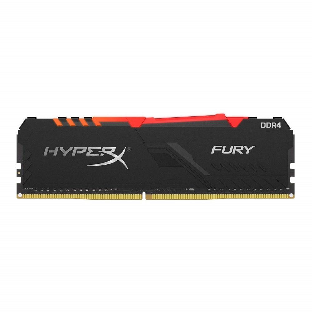 HyperX Fury RGB 32GB 3600MHz DDR4 CL18 DIMM Single Stick RAM (HX436C18FB3A/32)