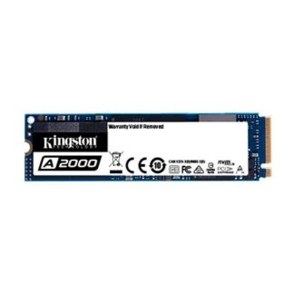 Kingston A2000 500GB M.2 NVMe Internal SSD (SA2000M8-500G)