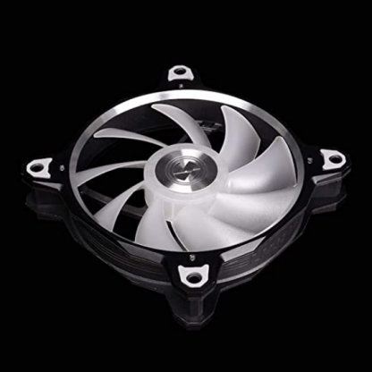 LIAN LI BORA DIGITAL BLACK 120mm ARGB CABINET FAN (Triple Pack) (G99.12Q18R3B.IN)